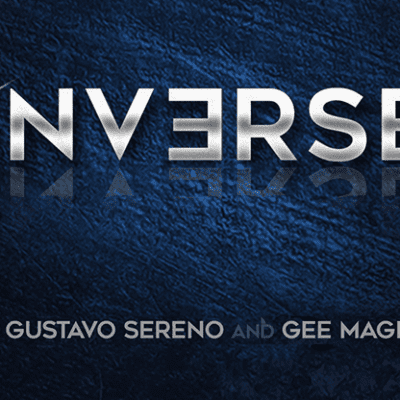 INVERSE by Gustavo Sereno and Gee Magic - Trick