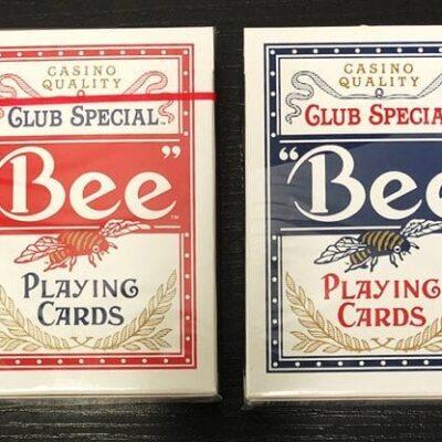 Isle Casino (Blue) Playing Cards