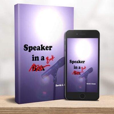 Speaker In a Book by David J. Greene eBook DOWNLOAD