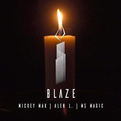Blaze (The Auto Candle) by Mickey Mak, Alen L. & MS Magic - Trick