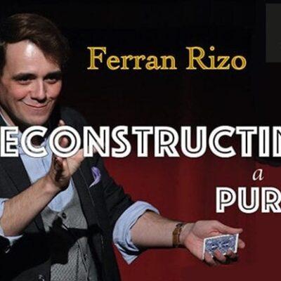 Deconstructing a Purse by Ferran Rizo video DOWNLOAD