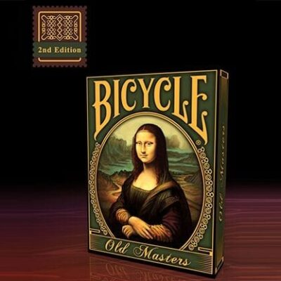 Bicycle Old Masters 2nd Edition Playing Cards by Collectable Playing Cards