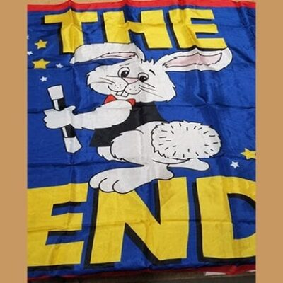 Silk 36 inch The End by Magic by Gosh and David Ginn - Trick