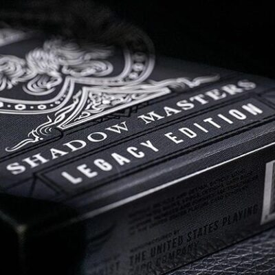 Legacy Shadow Masters V2 Playing Cards