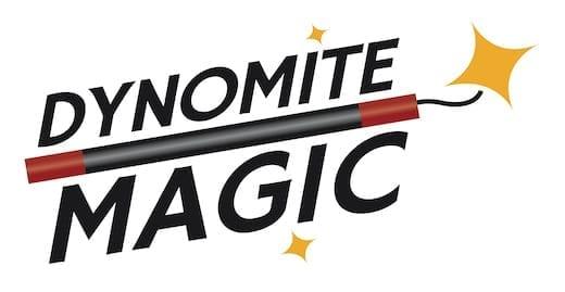 Dynomite Magic Logo