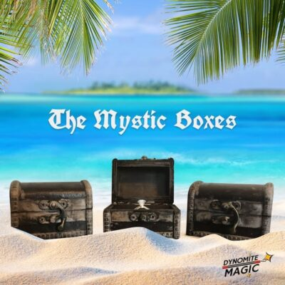 Mystic Boxes Beach Ring