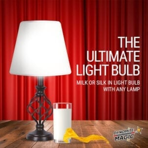 Ultimate Milk in Light Bulb Kit