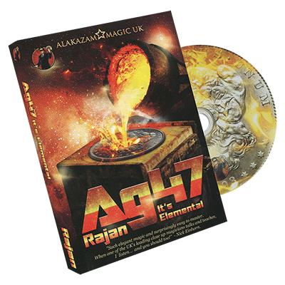 AG 47 by Rajan and Alakazam Magic - DVD