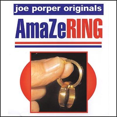 Amaze Rings by Joe Porper