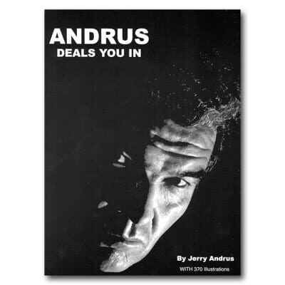 Andrus Deals You In by Jerry Andrus - Book