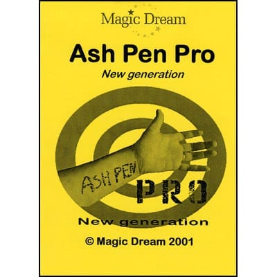Ash Pen Pro by Magic Dream - Trick