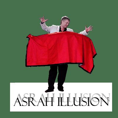 Asrah Illusion by Tora Magic