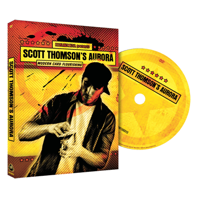 Aurora - Modern Card Flourishing by Scott Thomson and Big Blind Media - DVD