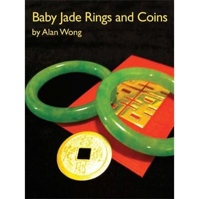 Baby Jade Rings and Coins by Alan Wong - Trick