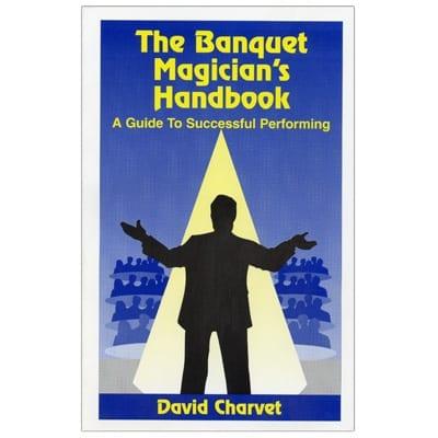 Banquet Magician's Handbook by David Charvet - Book