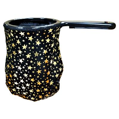Change Bag Stars (Black/Gold Stars/Black Rim) by Bazar de Magia - Trick