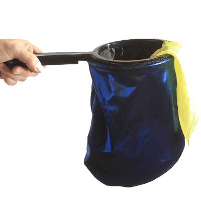 Change Bag TR (Blue) by Bazar de Magia - Trick