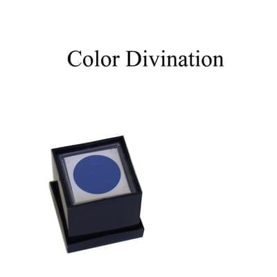 Color Divination by Bazar de Magia - Trick