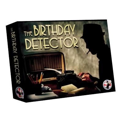 Birthday Detector by Chris Hare and Alakazam Magic - Tricks