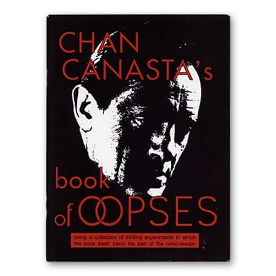 Book of Oopses by Chan Canasta - Book