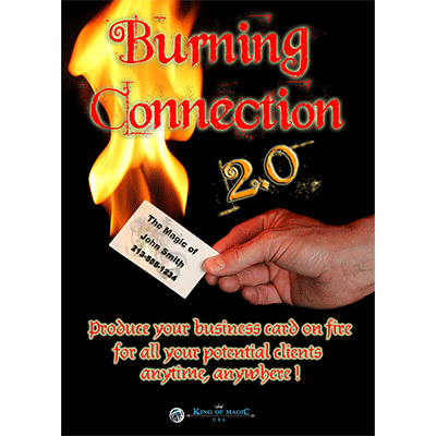 Burning Connection 2.0 by Andy Amyx - Trick
