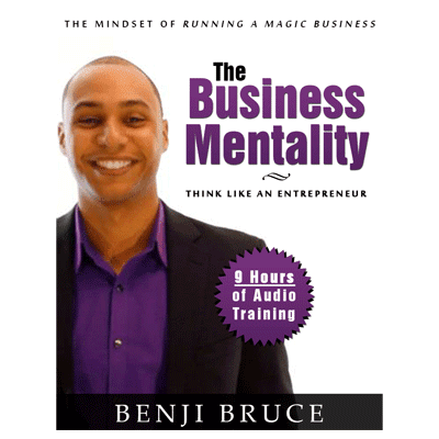 Business Mentality by Benji Bruce - Trick
