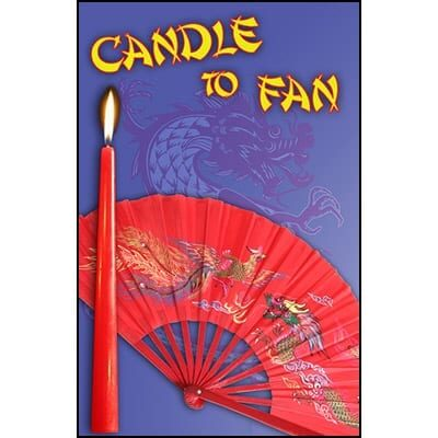 Candle to Fan by Michael Lair - Trick