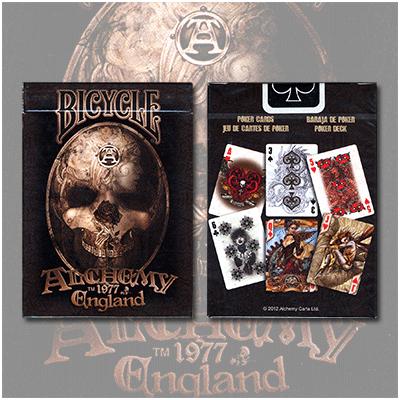 Alchemy Cards 2 by USPCC