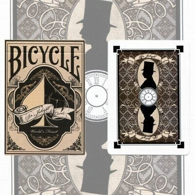 Doctor Jekyll Deck by US Playing Cards