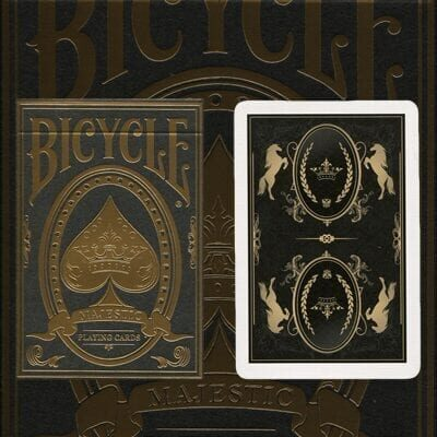 Bicycle Majestic Deck by USPCC