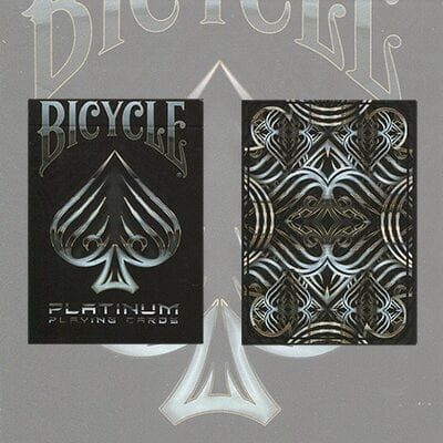 Bicycle Platinum Deck by US Playing Card Co.