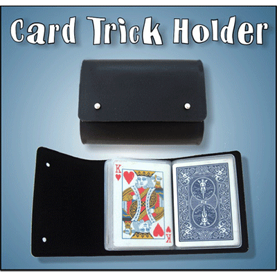 Card Trick Holder Wallet by Heinz Minten - Trick