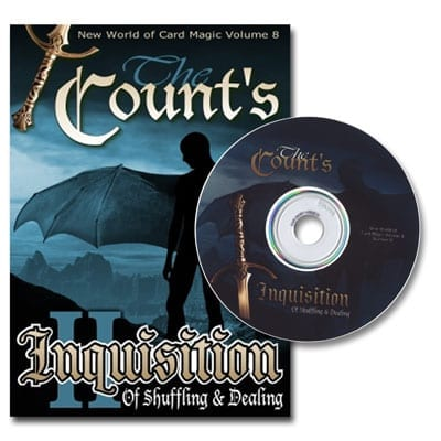Counts Inquisition of Shuffling and Dealing: Volume Two by The Magic Depot - Trick