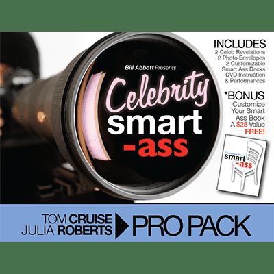 Celebrity Smart Ass Bundle (Tom Cruise and Julia Roberts) by Bill Abbott