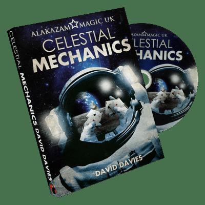 Celestial Mechanics by Dave Davies and Alakazam Magic - DVD