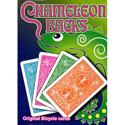Chameleon Backs by Vincenzo Di Fatta - Trick