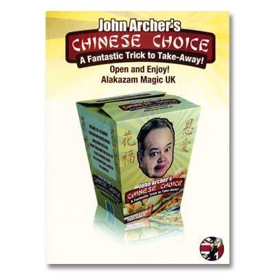 Chinese Choice by John Archer and Alakazam Magic - Trick