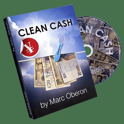 Clean Cash (Japan-Yen)by Marc Oberon - Trick