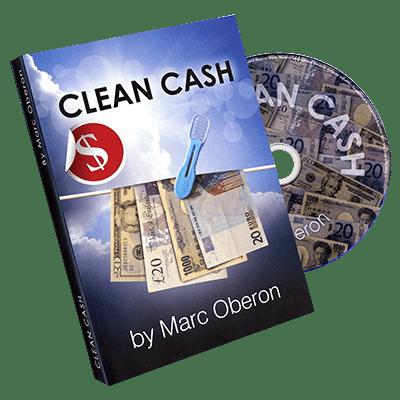 Clean Cash (U.S.)by Marc Oberon - Trick