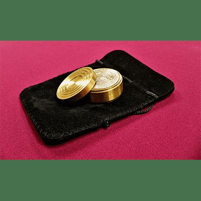 Duvivier Coin Box (Half Dollar) by Dominique Duvivier - Trick
