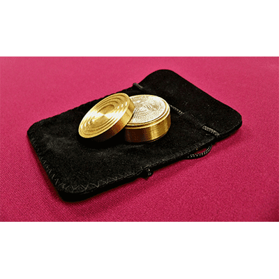 Duvivier Coin Box (Half Dollar) by Dominique Duvivier - Trick
