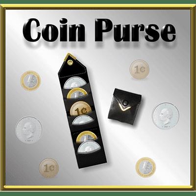 Coin Purse by Heinz Minten - Trick