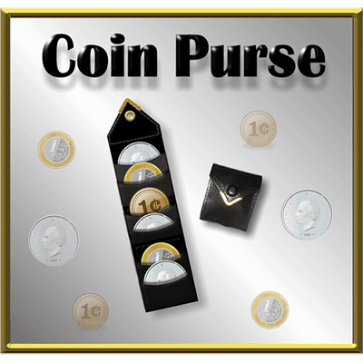 Coin Purse by Heinz Minten - Trick