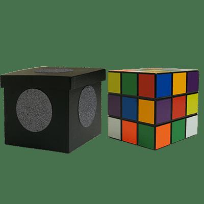 Color Changing Rubik by Tora Magic - Trick