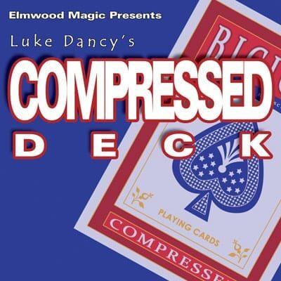 Compressed Deck by Luke Dancy - Trick