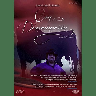 Con denominacion (With guarantee of origin) (2 DVD Set) by Juan Luis Rubiales - DVD