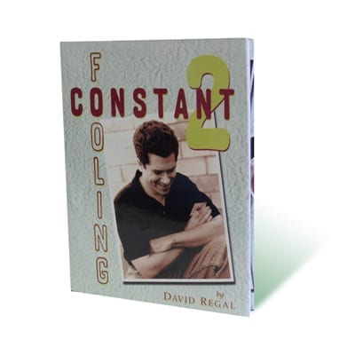 Constant Fooling Volume 2 by David Regal - Book