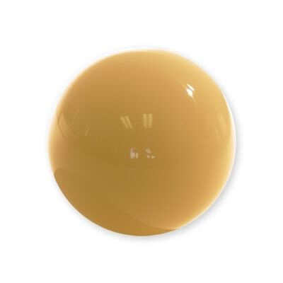 Contact Juggling Ball (Acrylic, GLOW, 76mm) - Trick