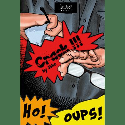 Crack by Joke Magie - Trick