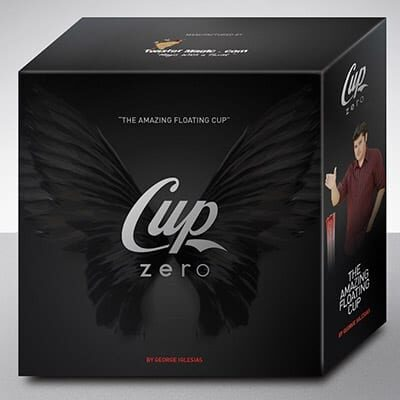 Cup Zero by Twister Magic - Trick